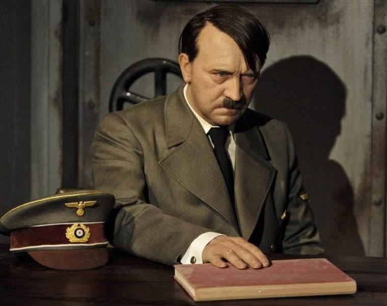 Germany Wax Hitler