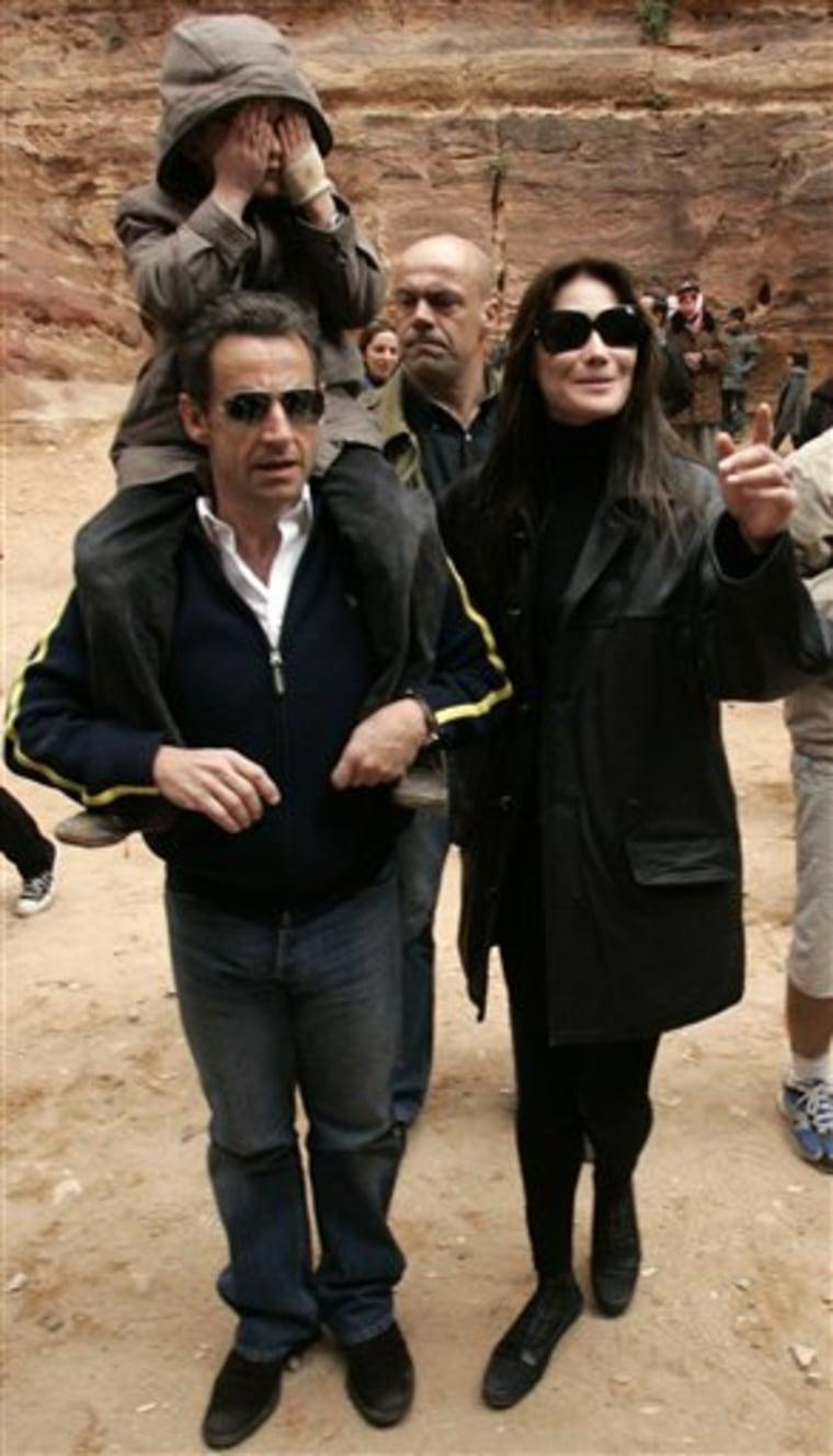 Sarkozys Wedding