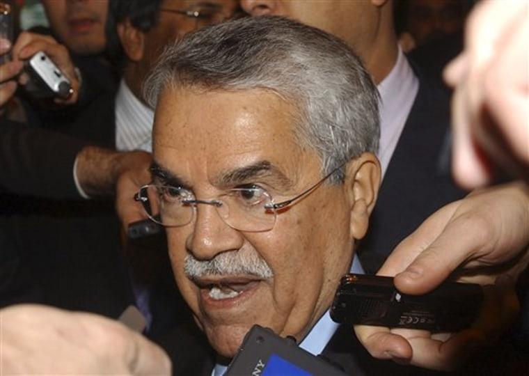 ALGERIA OPEC