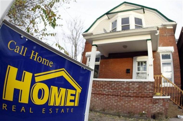 Mortgages Economic Peril
