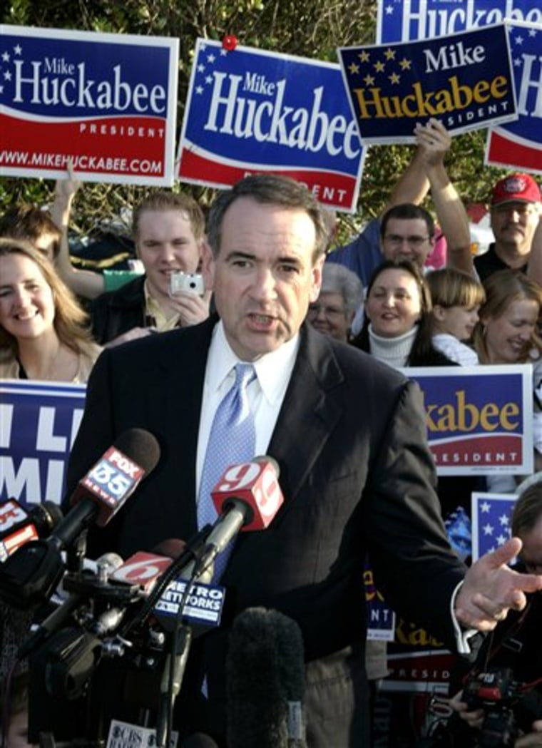 Huckabee 2008