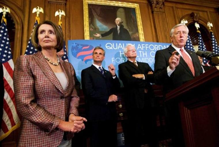 CORRECTION Health Care Overhaul