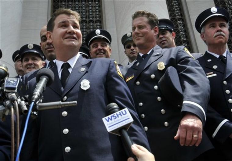 Firefighters Lawsuit