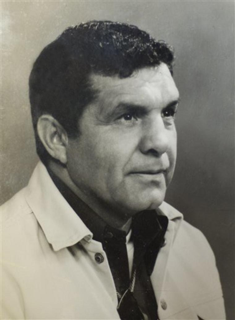 Hispanic Marine