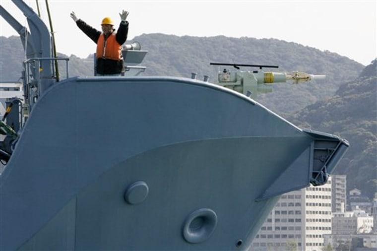 Japan Hunting Humpbacks