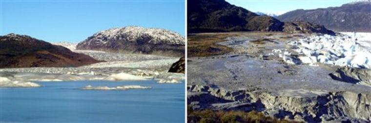 Chile Missing Lake