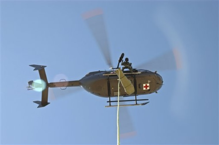 Overheating Helicopters