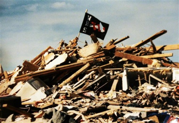 Tornado Anniversary