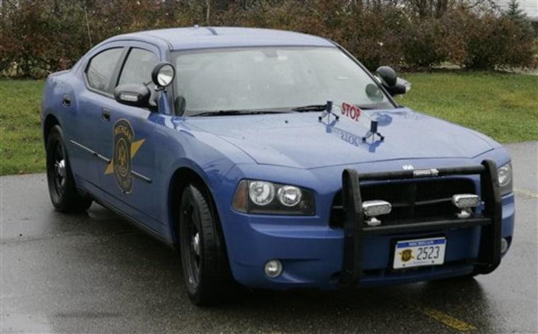 Cop Car Competition