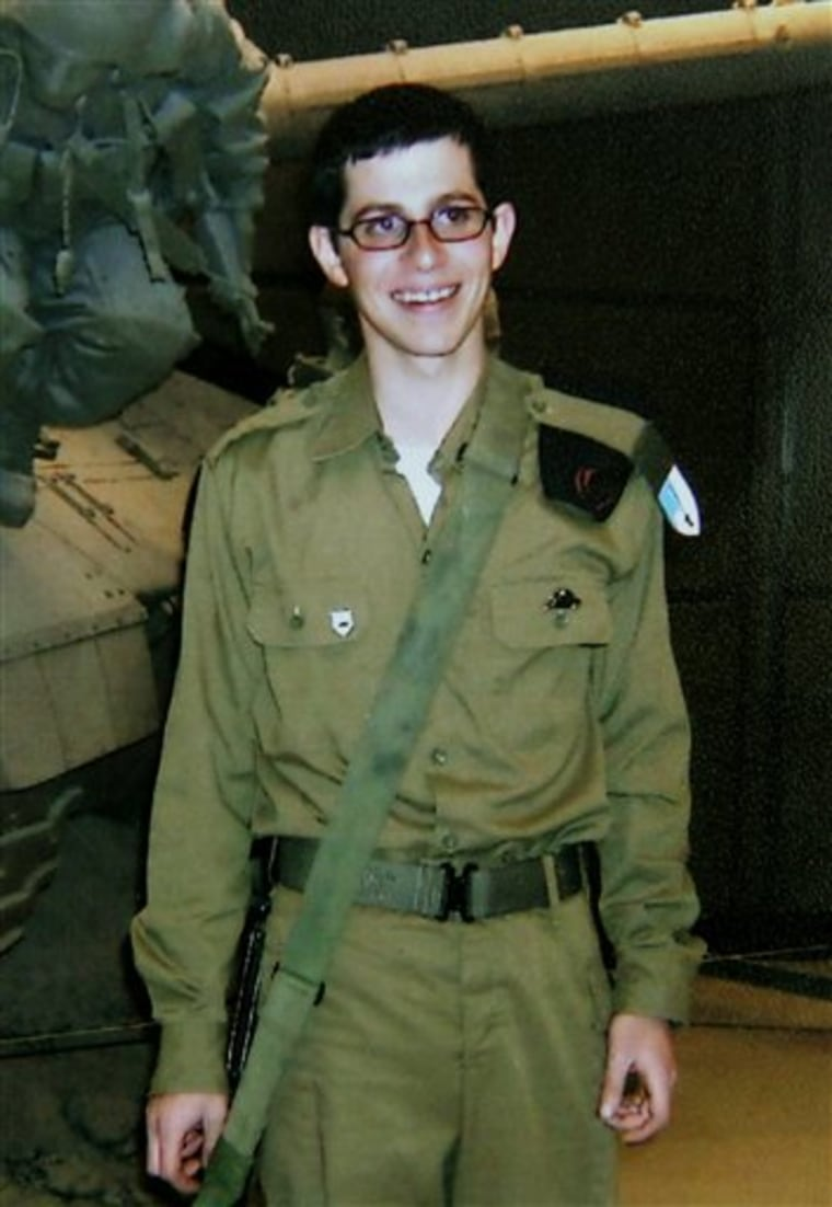 MIDEAST ISRAEL PALESTINIANS SOLDIER'S STORY