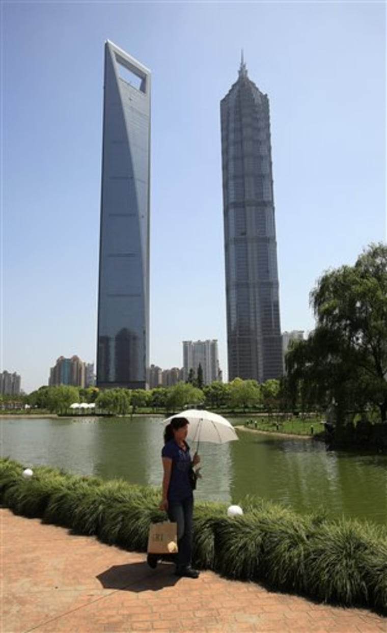 Travel Trip Luxury Shanghai