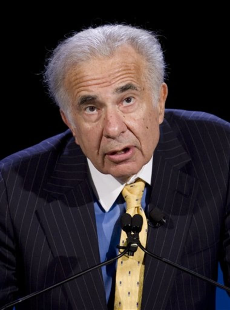 CIT Group Icahn