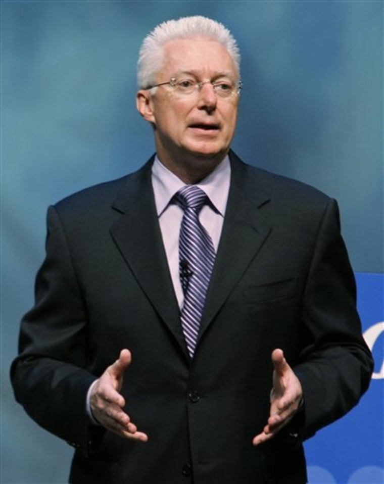 Procter and Gamble Chairman