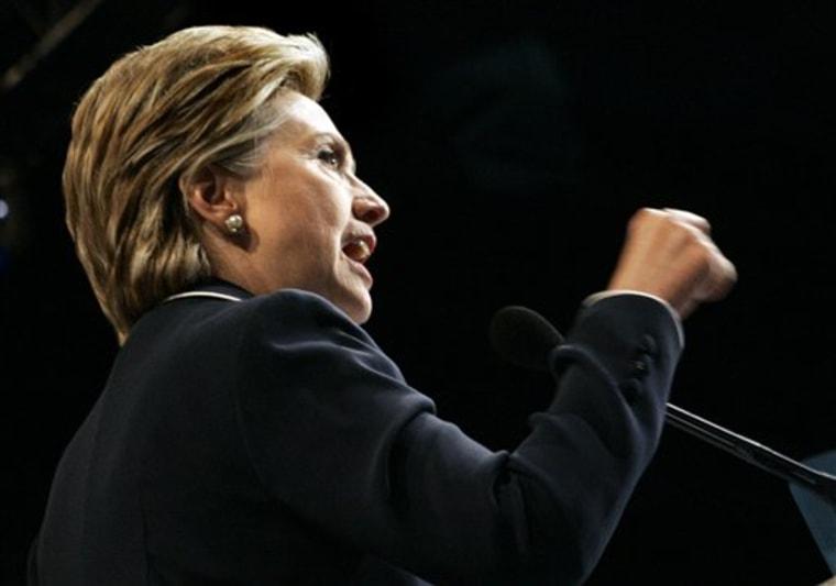 Clinton Whats Next