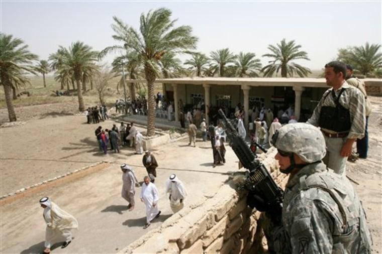 IRAQ RECONCILITATION