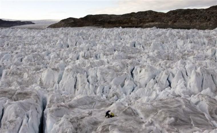 Climate 09 Greenlands Melt