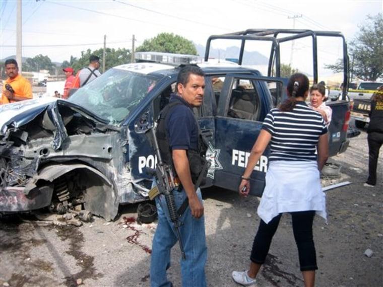 LT Mexico Drug War