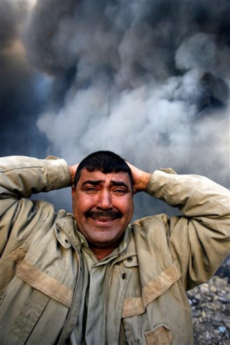IRAQ MENTAL HEALTH