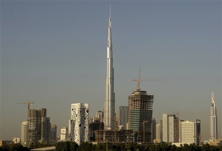 Dubai Desperate Times