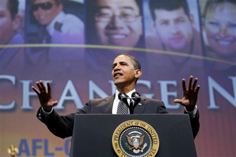 Obama Travel