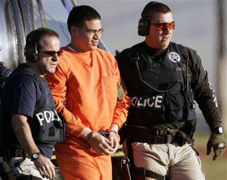 Padilla Terror Charges