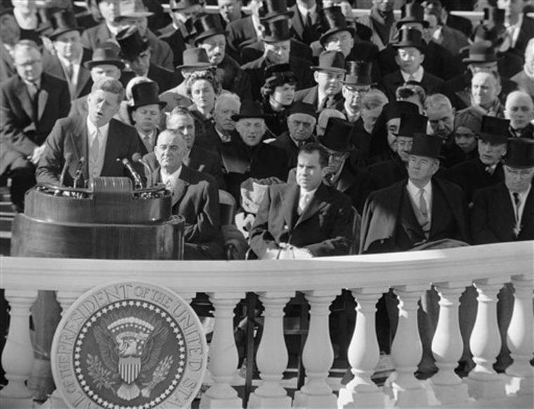 Inauguration Memorable Speeches
