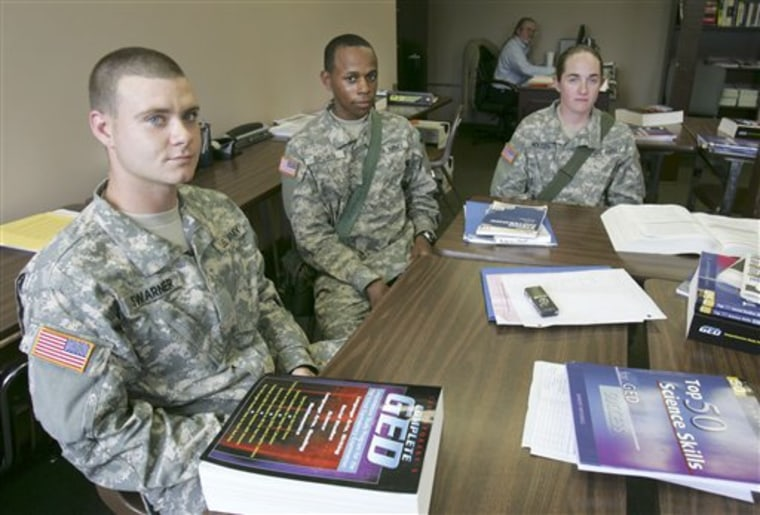 Army Prep School
