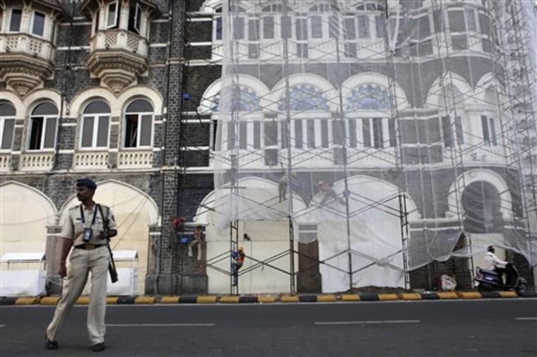 India Terror Anniversary