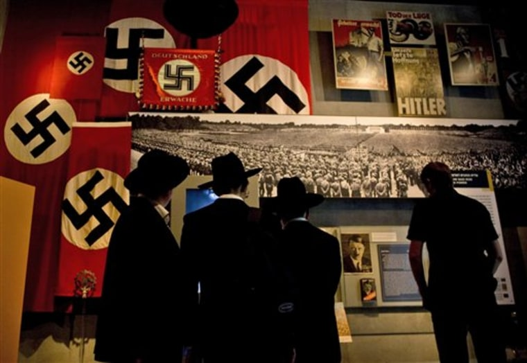 MIDEAST ISRAEL HOLOCAUST MEMORIAL DAY