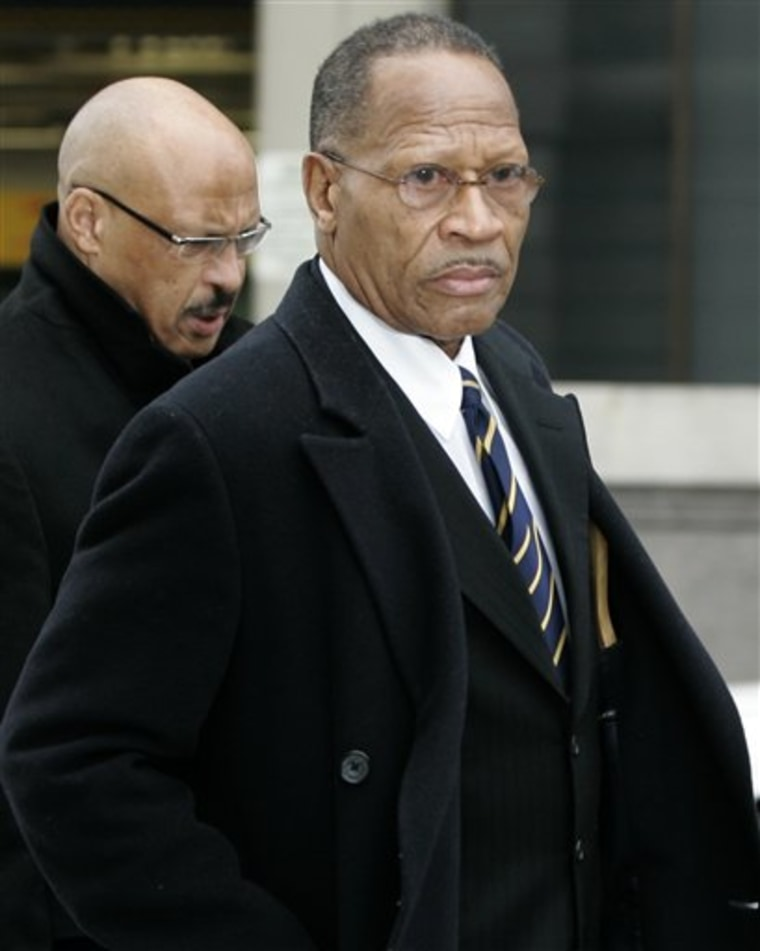 Ex Mayor Trial