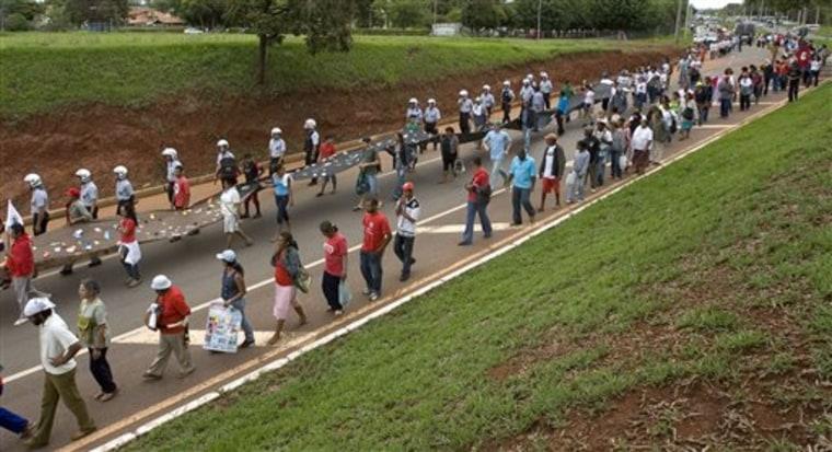 Brazil Amazon Dam