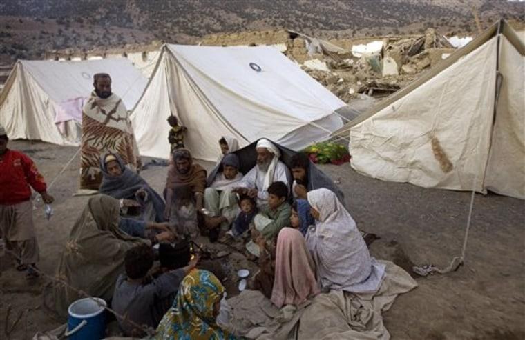 Pakistan Quake