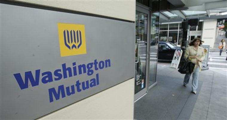 JPMorgan Washington Mutual
