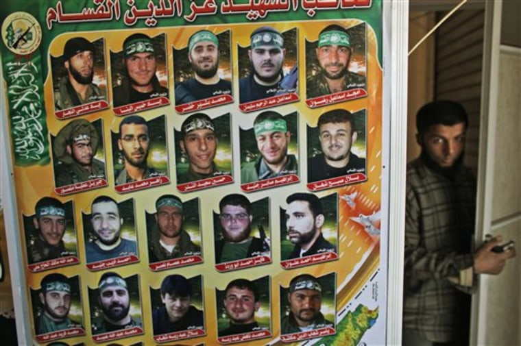 Gaza Martyr Posters