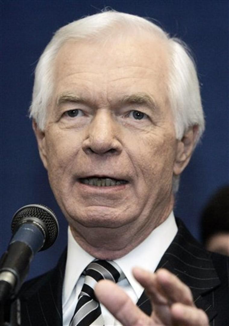 Senate Aide-Abramoff