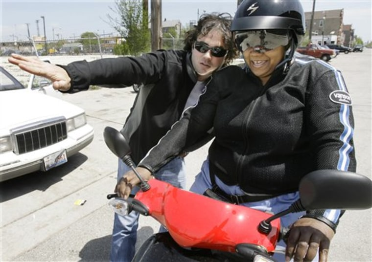 Gas Prices Scooters