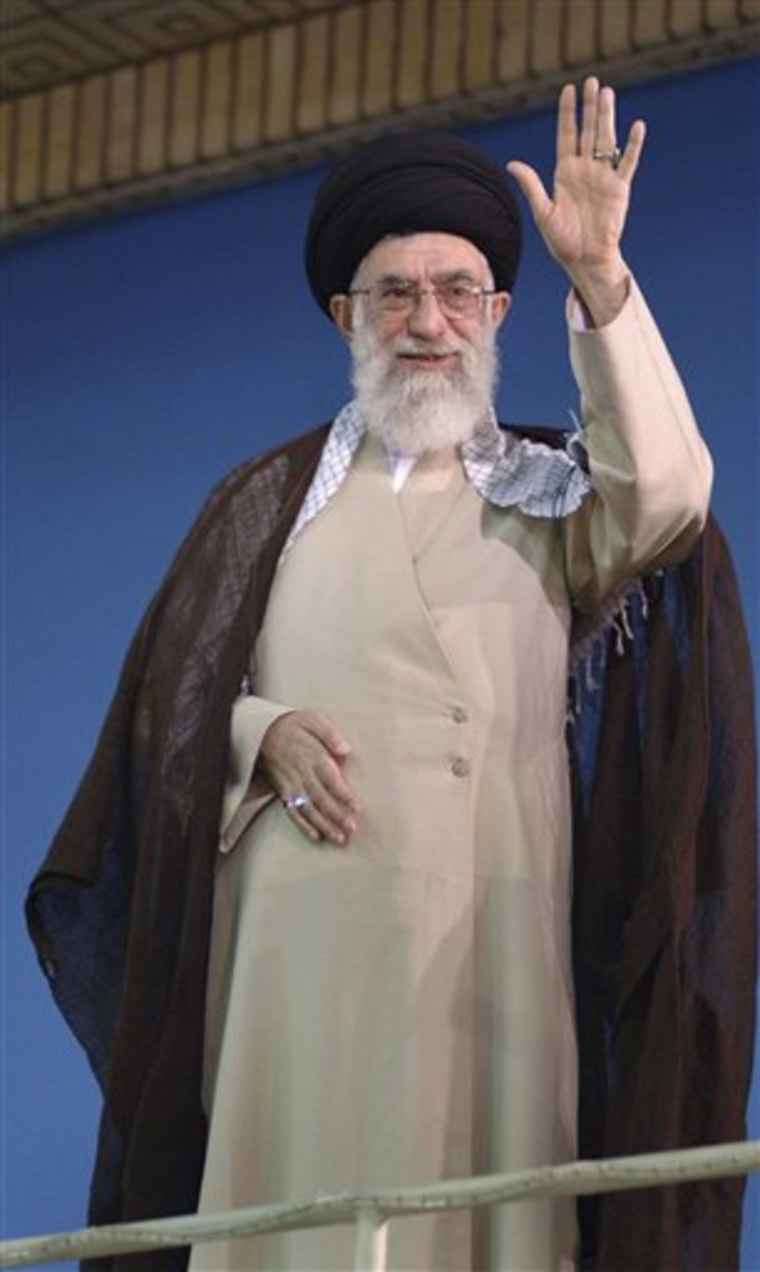 Mideast Iran Election