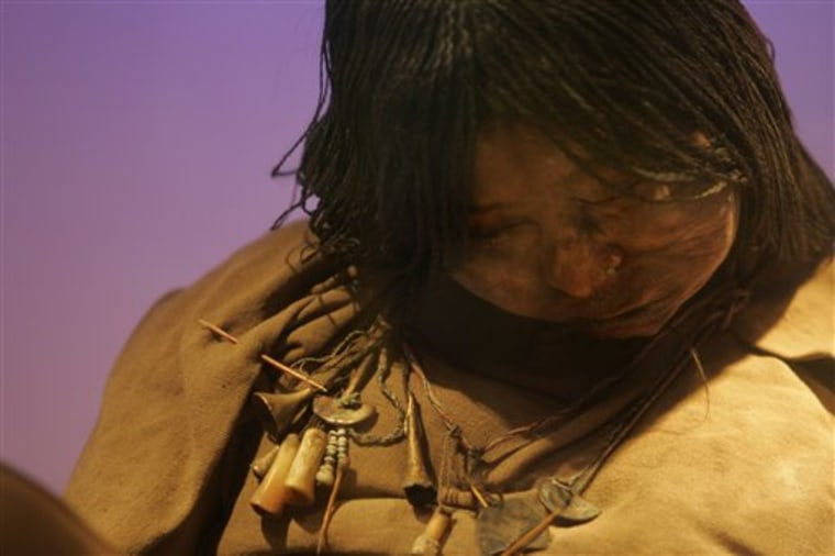 Argentina Mummies