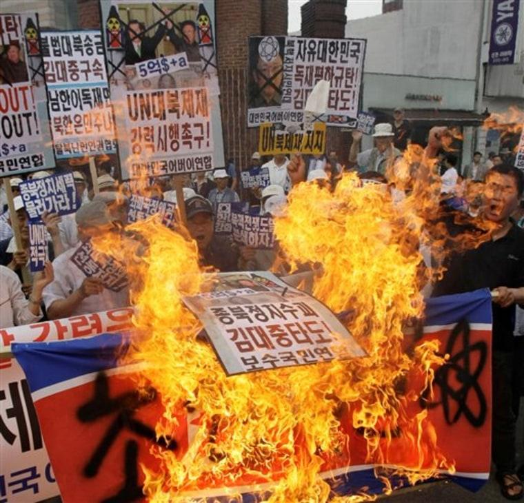APTOPIX South Korea Koreas Nuclear