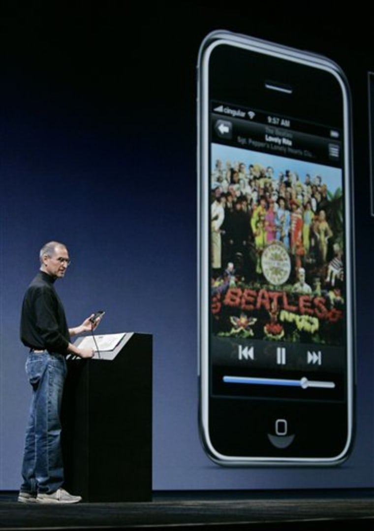 iPhone-Mobile Music