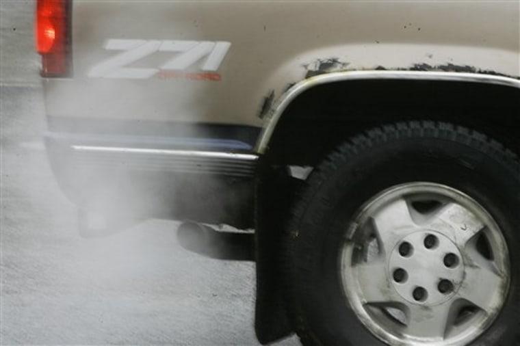 Auto Emissions
