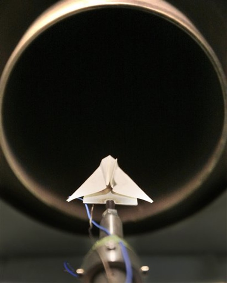 Japan Origami Spacecraft