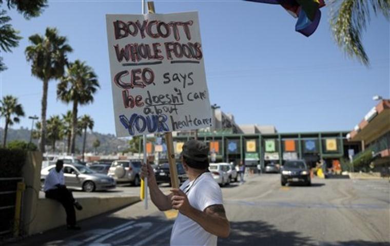 Whole Foods Boycott