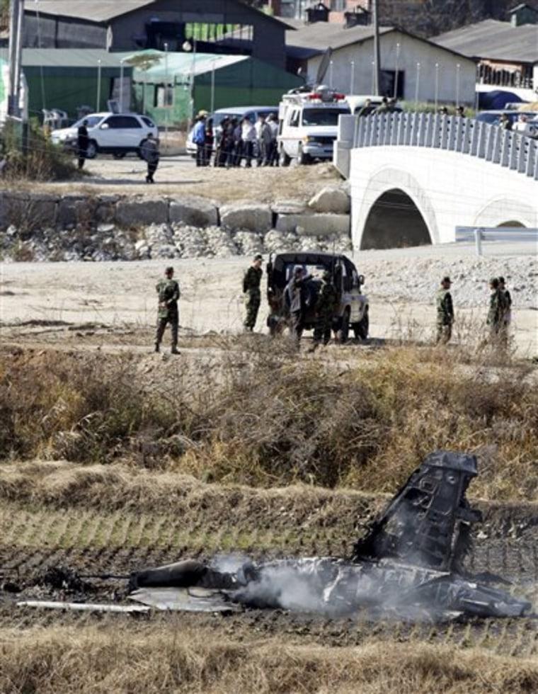 South Korea Jet Crash