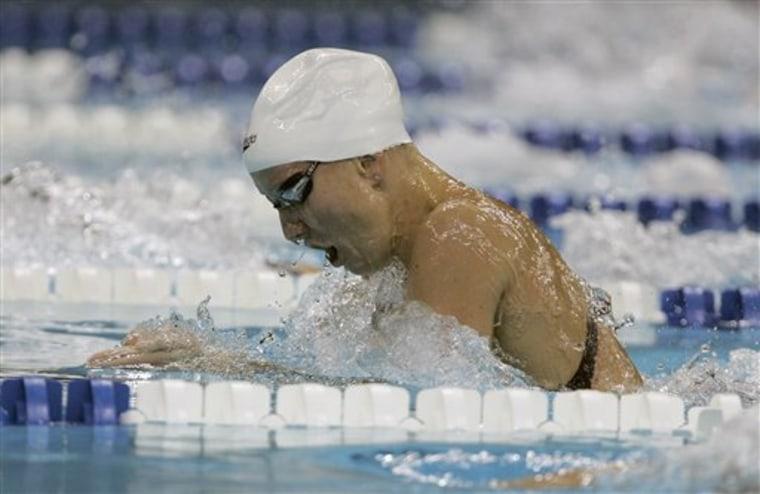 Hardy Drug Postitive Swimming