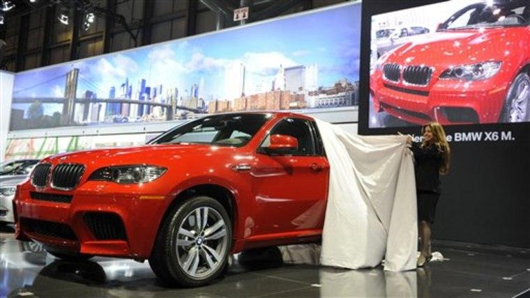 Auto Show BMW