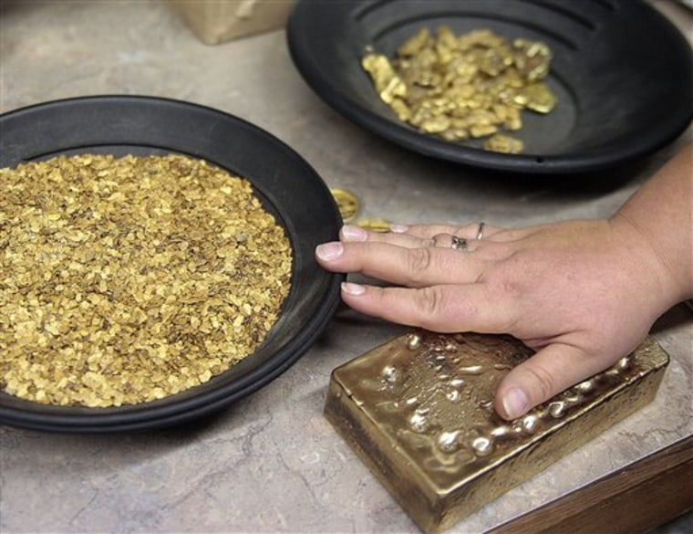 Gold's failure to flourish despite broad financial carnage has disappointed many of the metal's champions. Others say it's simply in a lull and is ripe for another big surge. But most gold buyers agree that the metal's lackluster performance lately has been surprising.