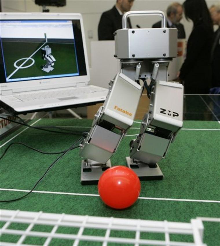 Japan Microsoft Robot