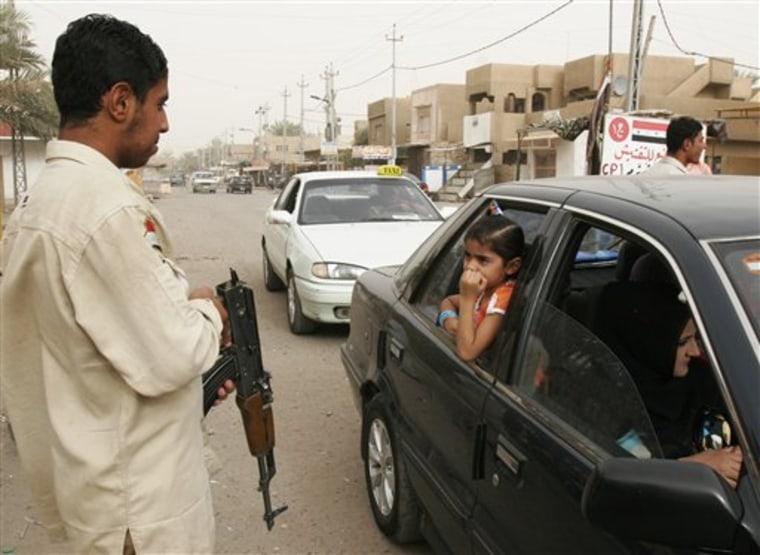 Iraq Sunni Fighters