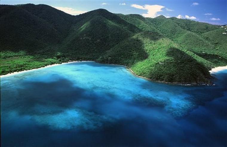 Virgin Islands Protected Land